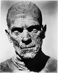 Karloff Mummy