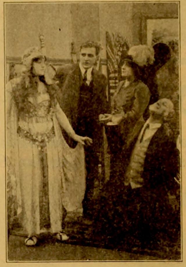 The Mummy Thanhouser 1911
